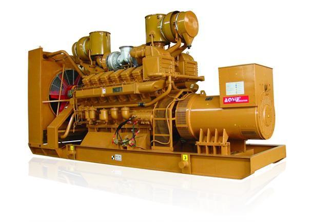 蚌埠济柴190kw系列柴油发电机组