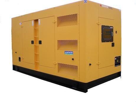 蚌埠低噪音发电机